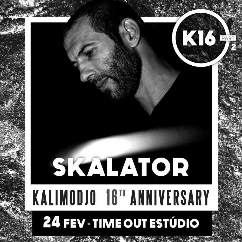 Img - K16 - 16º ANIVERSÁRIO KALIMODJO - 2018 - SKALATOR